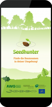 1 Screenshot Seedhunter Start
