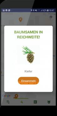 6 Screenshot Seedhunter Einsammeln